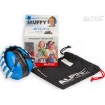 ALPINE MUFFY für Kinder  blau