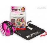 ALPINE MUFFY für Kinder  rosa