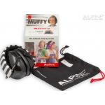 ALPINE MUFFY für Kinder  schwarz